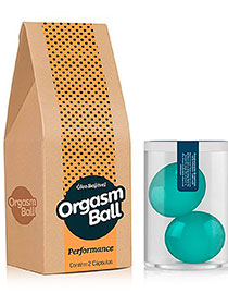 Orgasm Ball - Performance