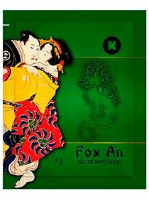 Gel Fox Anal Caixa Com 5