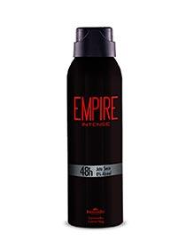 EMPIRE INTENSE Desodorante Aerosol Antitranspirante – 90G