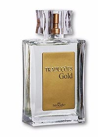 Perfume Masculino Traduções Gold N° 1  100ML