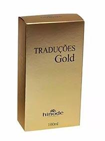 Perfume Masculino Traduções Gold N°3  100 ML