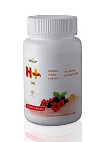 CHÁ H+ Frutas Vermelhas 150 G